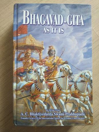 Used Book The Bhagwat Gita