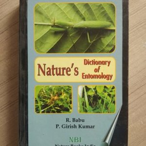 Used Book Nature's Dictionary of Entomology