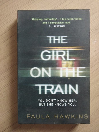 Secondhand book The Girl On The Train