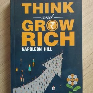 Used Book Think And Grow Rich