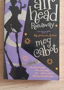 Used book Air Head Runaway