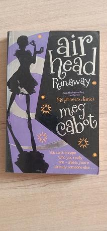 Used book Air Head Runaway