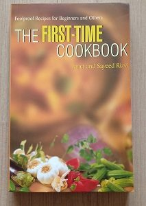 Second hand book The First Time Cookbook