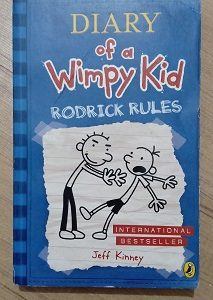 Second hand book Diary of a Wimpy Kid - Roddick Rules