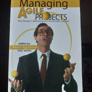 Second hand book Managing Agile Projects - Kevin Aguanno