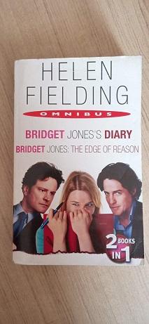 Used book Bridget Jones's Diary & Bridget Jones-The Edge Of Reason (2 Books in 1)
