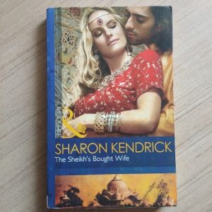 Second Hand Book The Sheikh's Bought Wife