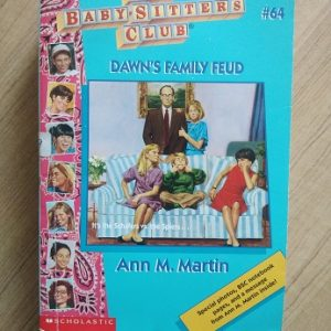 Used book The BabySitter's Club - Dawn's Family Feud