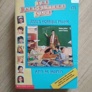 Used Book The BabySitter's Club - Jessi's Horrible Prank