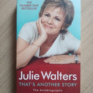 Used book JULIE WALTERS - THAT'S ANOTHER STORY - THE AUTOBIOGRAPHY