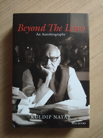 Used book Beyond The Lines