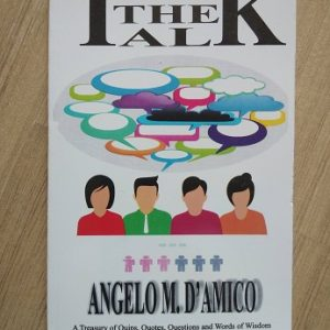 Used book Talk The Talk - Angelo M.D. Amico