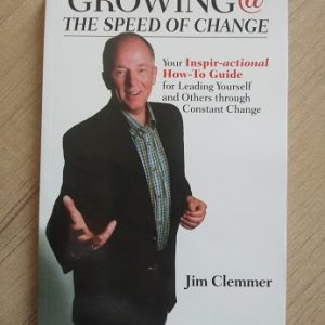 Used book Growing The Speed of Change