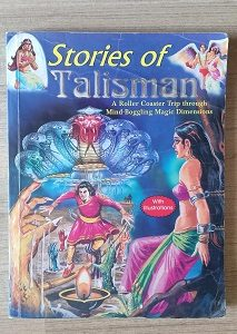Used Book Stoties of Talisman