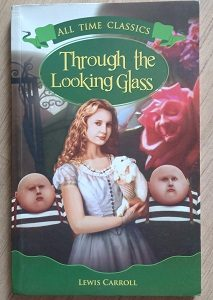 Used Book Through The Looking Glass by Lewis Carroll