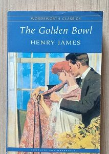 Second hand book The Golden Bown - Henry James