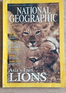Used Book National Geographic