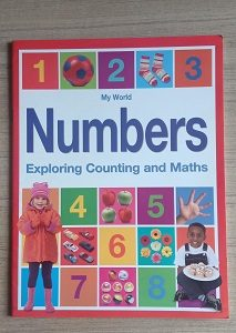 Second hand Book Numbers - Exploring Counting & Maths