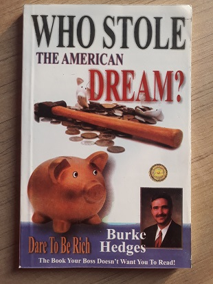 Second hand Book Who Stole The American Drams