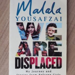 Used Book Malala Yousafzai - We Are Displaced