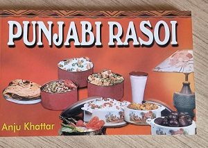 Used Book Punjabi Rasoi - Delicacies of Pubjab