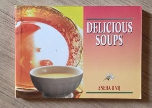 Used Book Delicious Soups