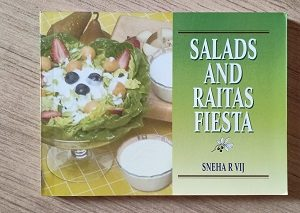 Used Book Salads And Raitas Fiesta