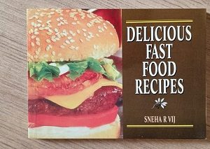 Used Book Delicious Fast Food Recipes