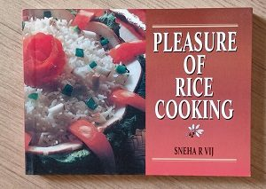 Used Book Pleasure of Rice Cooking