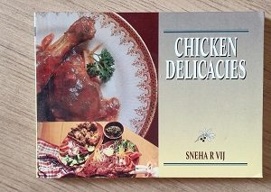 Used Book Chicken Delicacies