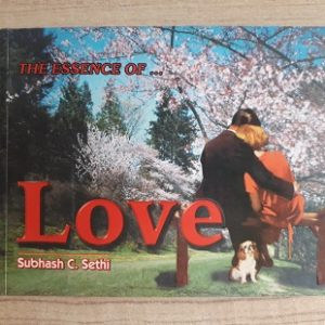 Used Book The Essence of Love - Quotes
