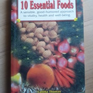 Used Book 10 Essential Foods