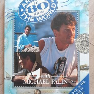 Second Hand Book Micheal Palin - Around The World in 80 Days