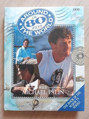 Second Hand Book Micheal Palin - Around The World in 80 Days