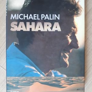 Second Hand Book Micheal Palin - Sahara