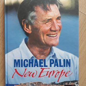 Second Hand Book Micheal Palin - New Europe