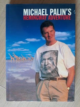 Second Hand Book Micheal Palin - Hemmingway Adventure