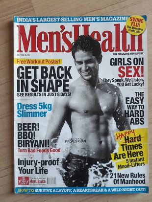 Used Book Men's Health