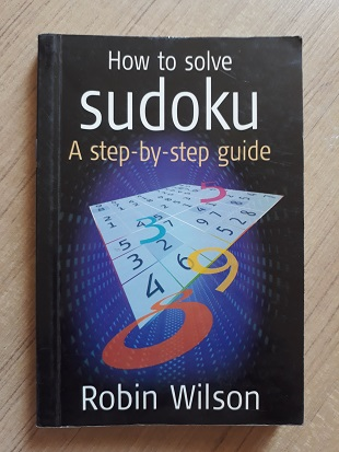Used Book How To Solve Sudoku - Robin Wilson
