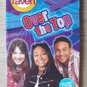 Used Book Over The Top - That's So Raven