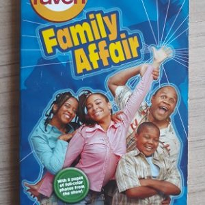 Used Book Family Affair - That's So Raven