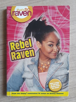 Used Book Rebel Raven - That's So Raven