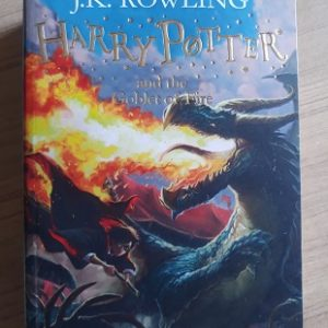 Used Book Harry Potter And The Goblet of Fire