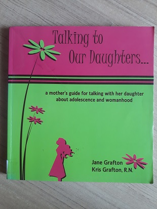 Used Book Talking to our Daughters