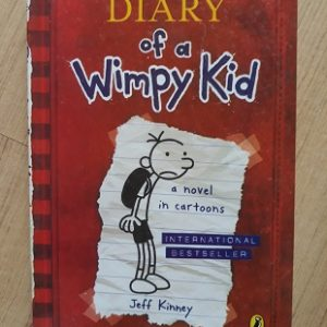 Used Book Diary of a Wimpy Kid - Greg Heffley's Journal