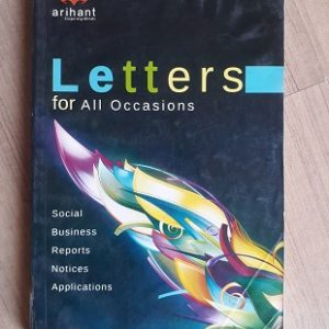 Second Hand Book Letters For All Occassions