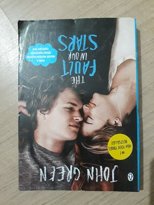 Used Book The Fault In Our Stars