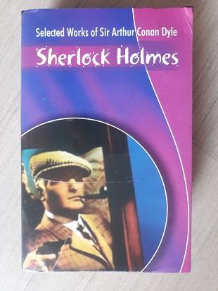 Used Book Sherlock Holmes - Selected Works of Sir Arthur Conan Doyle