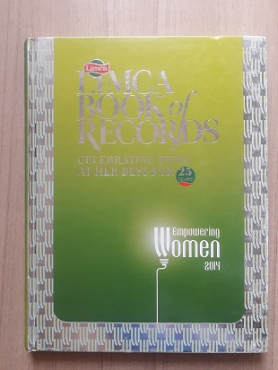 Used Book Limca Book of Recors 2014 - Women Special 25 Year Edition