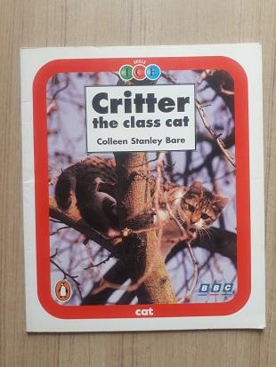 Critter - The Class Cat
